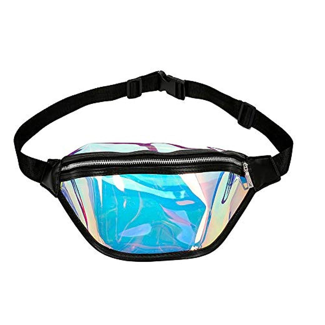船員乙女哺乳類防水ウエストバッグ、調節可能なストラップチェストショルダーバムバッグ耐久性のあるシルバージップポケット安全な理想的な旅行ハイキングアドベンチャーショッピングランニングアウトドアスポーツフェスティバル