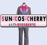 【サイズ選択可】コスプレ衣装 E20-0292 A3! エースリー 不思議の国の青年アリス 茅ヶ崎至 男性XLサイズ