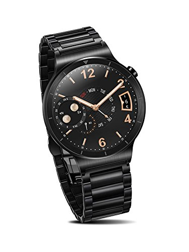 HUAWEI WATCH W1 ACTIVE ブラック ファー...
