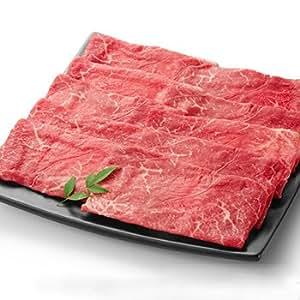 神内和牛あか すき焼き 焼き肉 もも薄切り 200g × 2パック