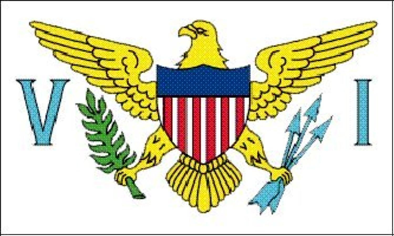 国旗 アメリカ バージン諸島旗 90×150cm