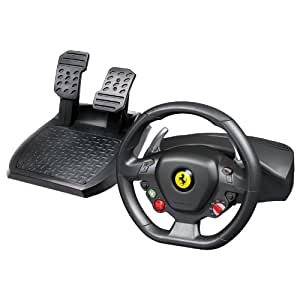 Ferrari 458 Italia Racing Wheel for Xbox 360