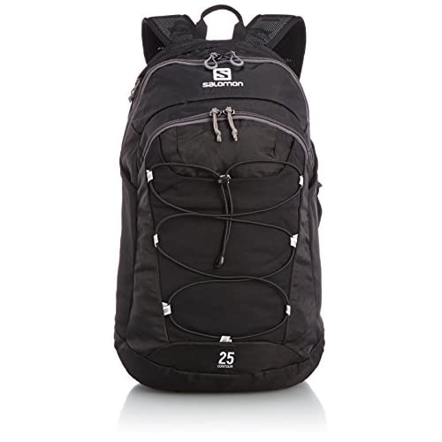 [サロモン] salomon CONTOUR 25 L37165000 BLACK/IRON (ブラック)
