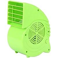 vibolaデスクトップ小さなファン冷却ポータブルデスクトップ羽根なしエアコンUSB グリーン Vibola®25
