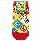 TRAFFIC SIGN/交通標識◎ジュニアアンクルソックス(18~22cm) かわいい子供用靴下通販 /
