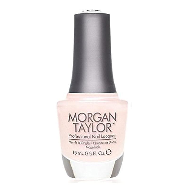 恥ずかしいキャメル骨折Morgan Taylor - Professional Nail Lacquer - Sugar Fix - 15 mL/0.5oz