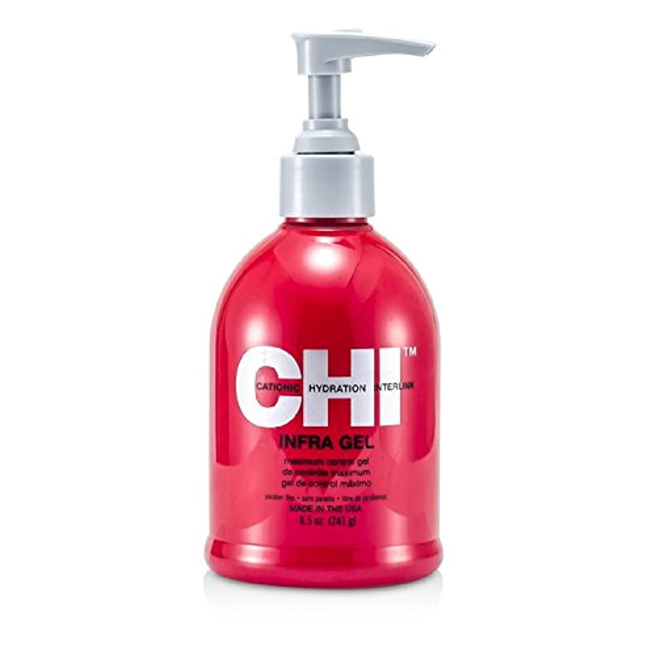 狐肺炎不規則性CHI Infra Gel (Maximum Control) 200g/8.5oz並行輸入品