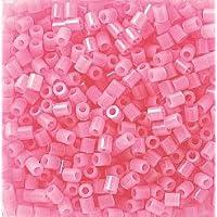 パーラービーズ 単色 夜光ピンク