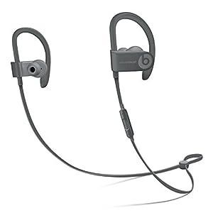 Beats by Dr.Dre ワイヤレスイヤホン PowerBeats3 Wireless 密閉型 Bluetooth対応 W1チップ搭載 連続再生約12時間 カナル型 耐汗 防沫 通話可能 リモコン有り Neighborhood Collection アスファルトグレー MPXM2PA/A 【国内正規品】