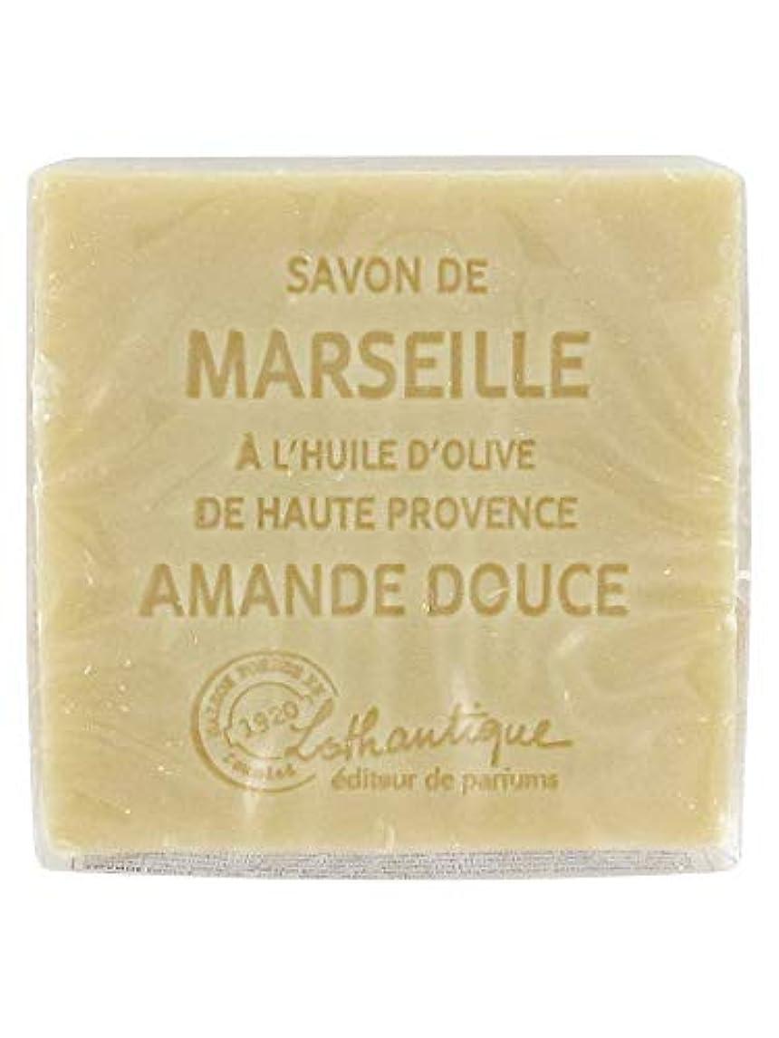 あなたはモーテル汚染Lothantique(ロタンティック) Les savons de Marseille(マルセイユソープ) マルセイユソープ 100g 「アーモンド」 3420070038111