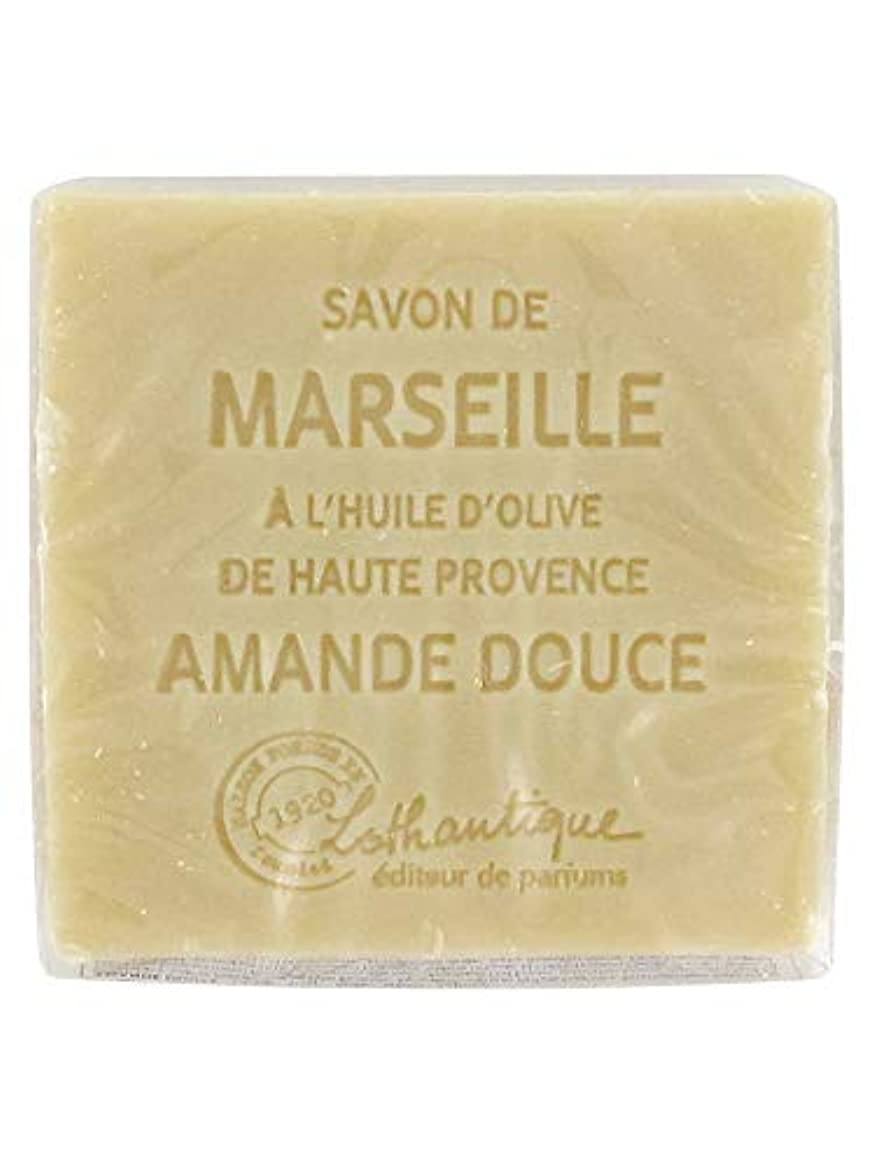 不利益粘り強い積分Lothantique(ロタンティック) Les savons de Marseille(マルセイユソープ) マルセイユソープ 100g 「アーモンド」 3420070038111