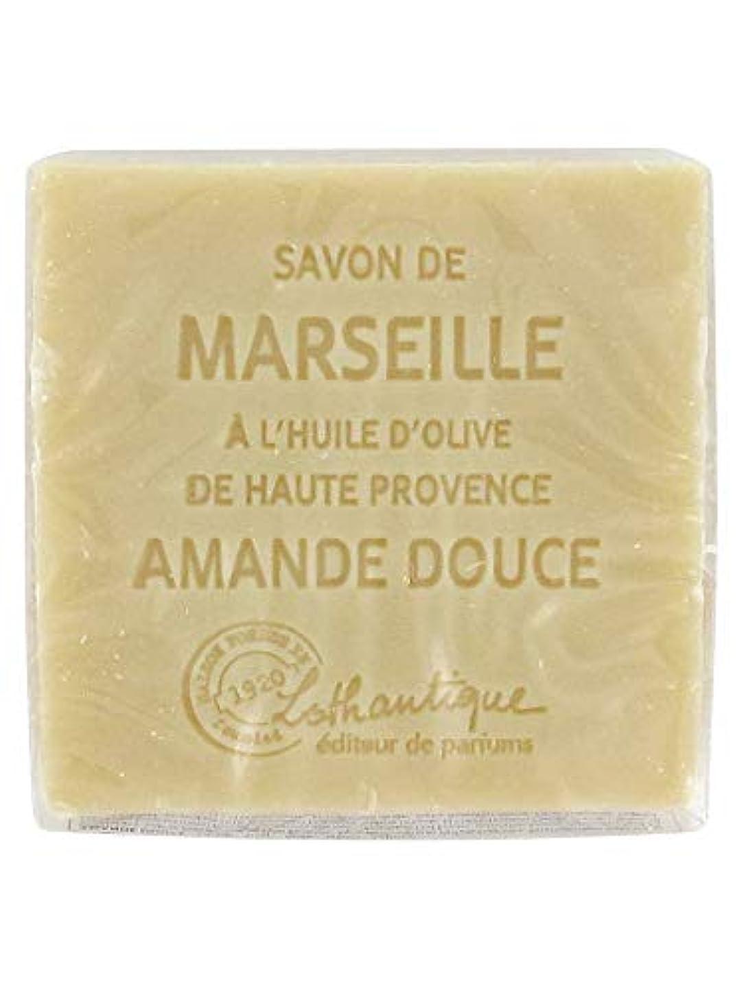 権威モザイク文献Lothantique(ロタンティック) Les savons de Marseille(マルセイユソープ) マルセイユソープ 100g 「アーモンド」 3420070038111