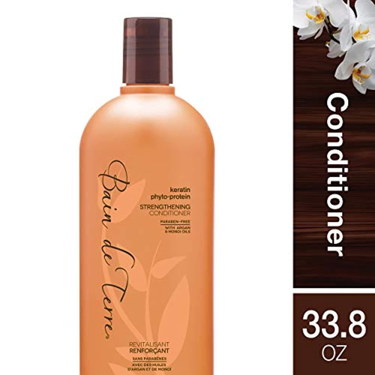 対象ワイド信じられないKeratin Phyto-Protein Sulfate-Free Strengthening Conditioner