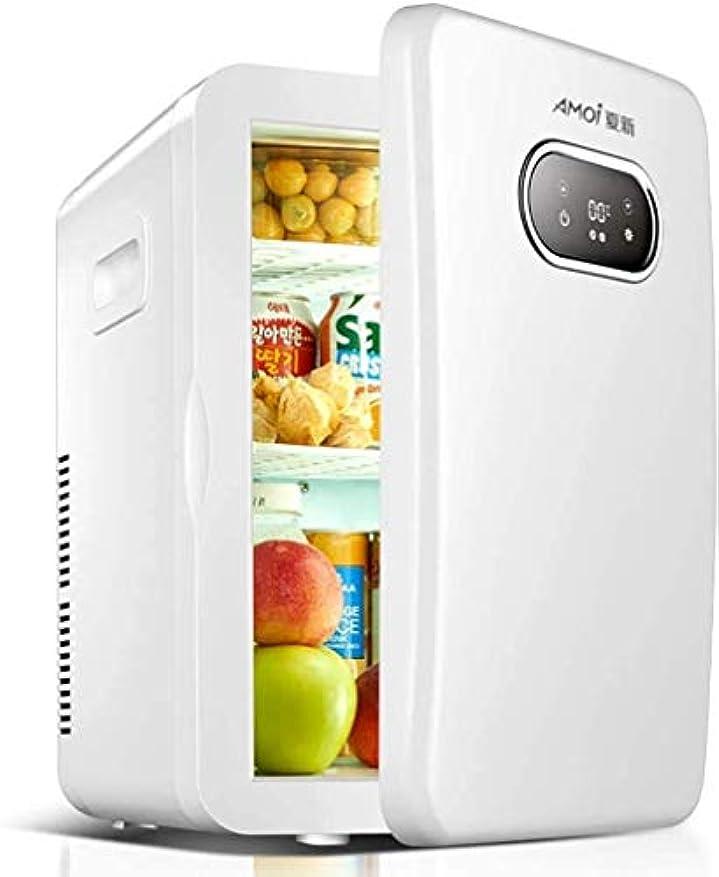 床カウンタ大胆なカー冷蔵庫、ミニ冷蔵庫、28リットルデュアルコア冷凍、エレクトリッククーラーCncdoubleドア冷凍/暖房ボックスDC12V / AC 220車や家庭 (色, Mini Fridgef),Mini Fridgec