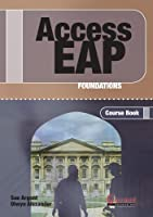 Access EAP - Foundations Student Book + CDs by Sue Argent Olwyn Alexander(2010-04-01)