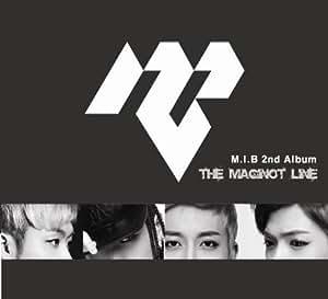 M.I.B 2集 - The Maginot Line (韓国版)(韓国盤)