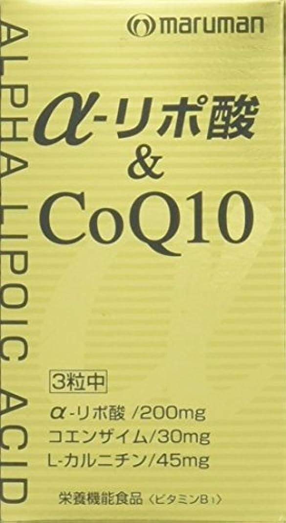 ところで死の顎誰のマルマン α-リポ酸&CoQ10 249mg×90粒