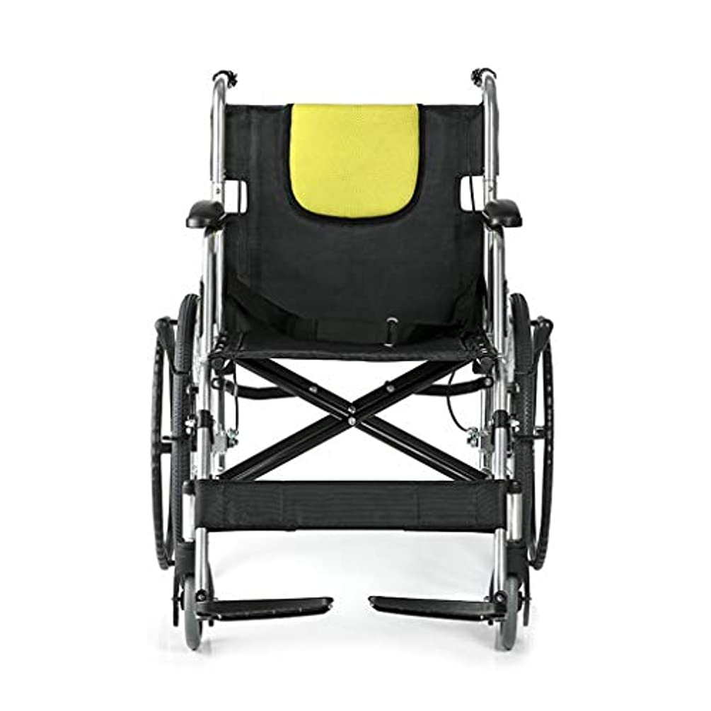 反発する故障謎めいた車椅子の老人は折り畳むことができ、障害者、高齢者、リハビリテーション患者向けの車椅子用に4つのブレーキが設計されています