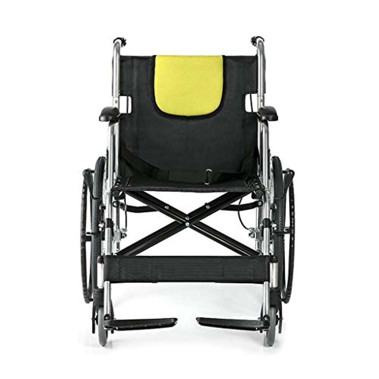 複製する代表ラベ車椅子の老人は折り畳むことができ、障害者、高齢者、リハビリテーション患者向けの車椅子用に4つのブレーキが設計されています