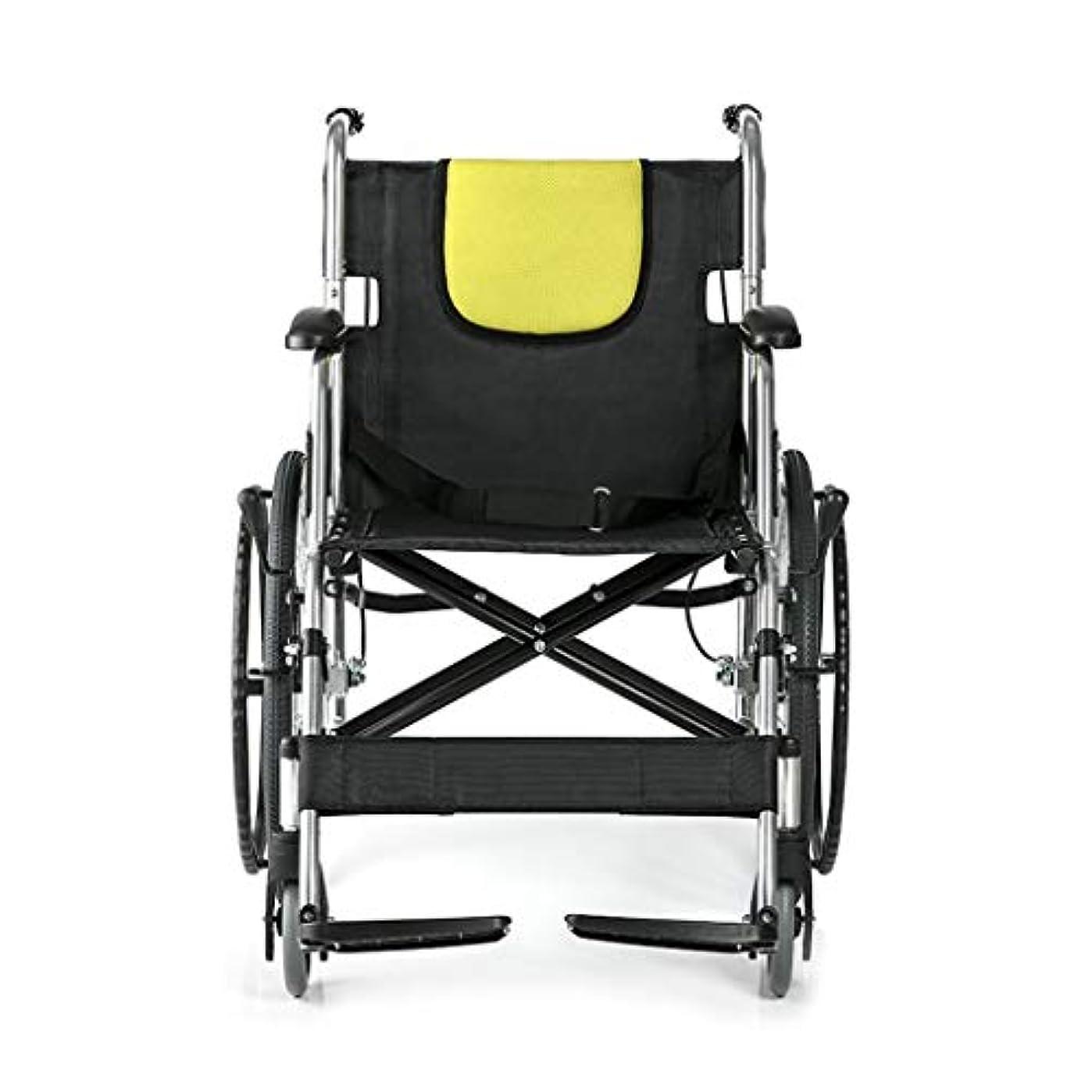 伝統ミシン耐える車椅子の老人は折り畳むことができ、障害者、高齢者、リハビリテーション患者向けの車椅子用に4つのブレーキが設計されています
