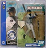 マクファーレントイズ MLBフィギュア シリーズ1/イチロー variant/シアトル・マリナーズ (¥ 4,400)