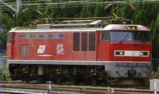 TOMIX HOゲージ HO-139 EF510-0形電気機関車