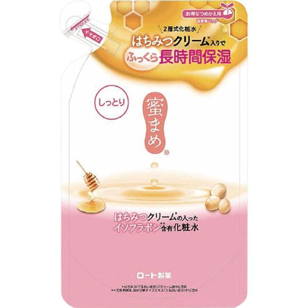 セラフアトミック硫黄蜜まめ 合わせ化粧水 (しっとり) (つめかえ用) 180mL