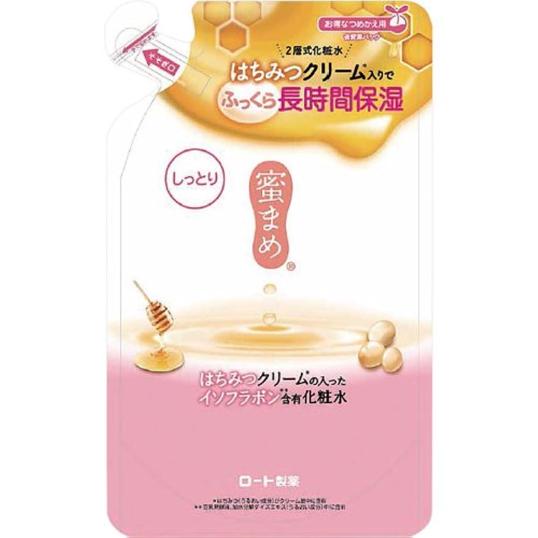 是正する委任バンドル蜜まめ 合わせ化粧水 (しっとり) (つめかえ用) 180mL