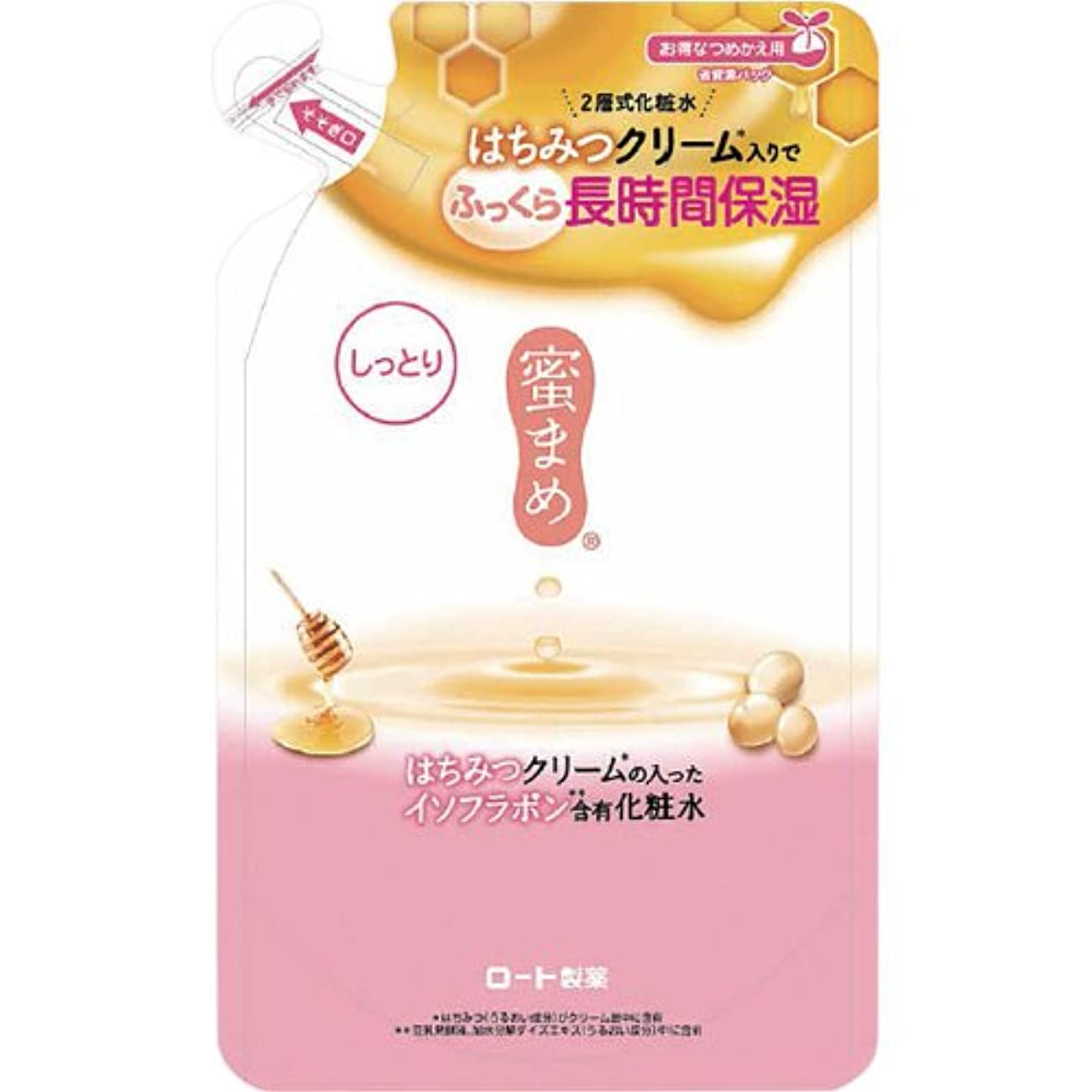 蜜まめ 合わせ化粧水 (しっとり) (つめかえ用) 180mL