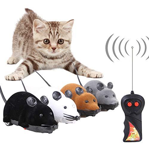 電動ネズミ 猫おもちゃ 猫遊び 運動不足解消 ストレス解消 ...