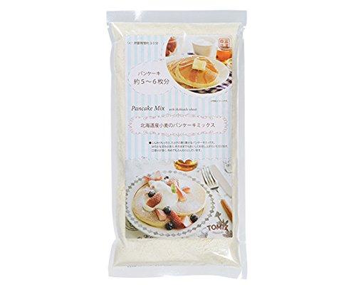 北海道産小麦のパンケーキミックス / 200g TOMIZ(富澤商店) 菓子用ミックス粉 北海道パンケーキミックス