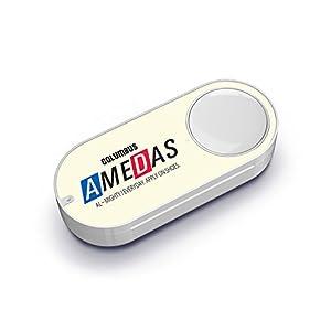 Amedas (アメダス) Dash Button