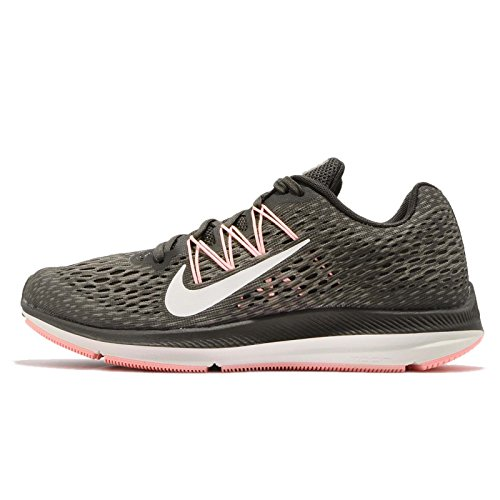 Nike WMNS Zoom Winflo 5 AA7414-004 Women Running Shoes Newsprint/White