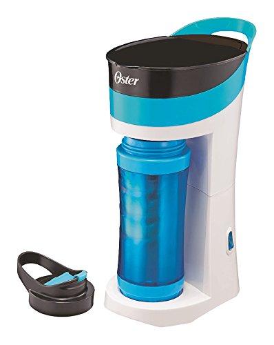 Oster 【ワンタッチでマグボトルにコーヒーを抽出】 コーヒーメーカー マイブリュー ブルー BVSTMYB-BL-040