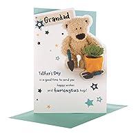 Hallmark Grandad 父の日カード 「Humongous Hugs」 - ミディアム
