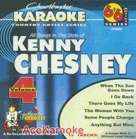 Karaoke: Kenny Chesney 4 by Various Artists