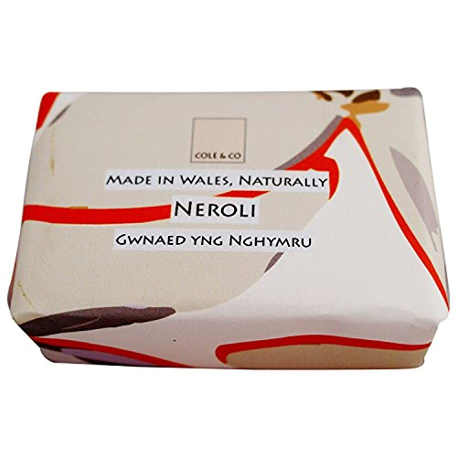 年金フォージ機構コール&共同ネロリ石鹸80グラム (Cole & Co) (x2) - Cole & Co Neroli Soap 80g (Pack of 2) [並行輸入品]