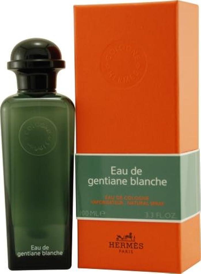 ホテル王室破壊的エルメス オードゥ ジャンジャンヌ ブランシェ オーデコロン EDC 100mL 香水