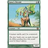Magic: the Gathering - Gaea's Herald - Eighth Edition - Foil