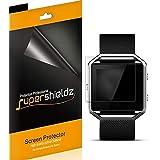 (6 Pack) Supershieldz for Fitbit Blaze Screen Protector, Anti Glare and Anti Fingerprint (Matte) Shield