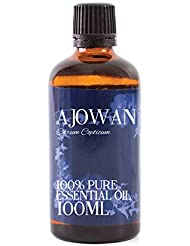 Mystic Moments | Ajowan Essential Oil - 100ml - 100% Pure