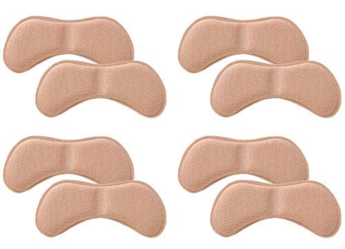 フェニックス パンピタシール 靴擦れ防止パッド パカパカ防止 クッション素材 45日間メーカー保証書付属 ベージュ×4個