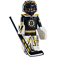 Playmobil NHL Boston Bruins Goalie [並行輸入品]