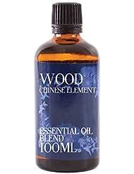 Mystix London   Chinese Wood Element Essential Oil Blend - 100ml