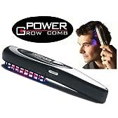 Power Laser Grow Comb パワーグローコーム 薄毛 発毛促進 育毛 養毛 スカルプ  頭皮ケア レーザーブラシ