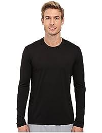 (アディダス) adidas メンズタンクトップ・Tシャツ Climacool Single Long Sleeve Crew