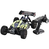 京商 1/8 エンジン4WDレーシングバギー インファーノ NEO 2.0 T1 ブラック/イエロー ラジコンセット 31684T1