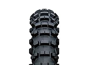 IRC(アイアールシー) 井上ゴムバイクタイヤ IX-09W リア 100/100-18 59M チューブタイプ(WT) [公道走行不可] 109786 二輪 オートバイ用