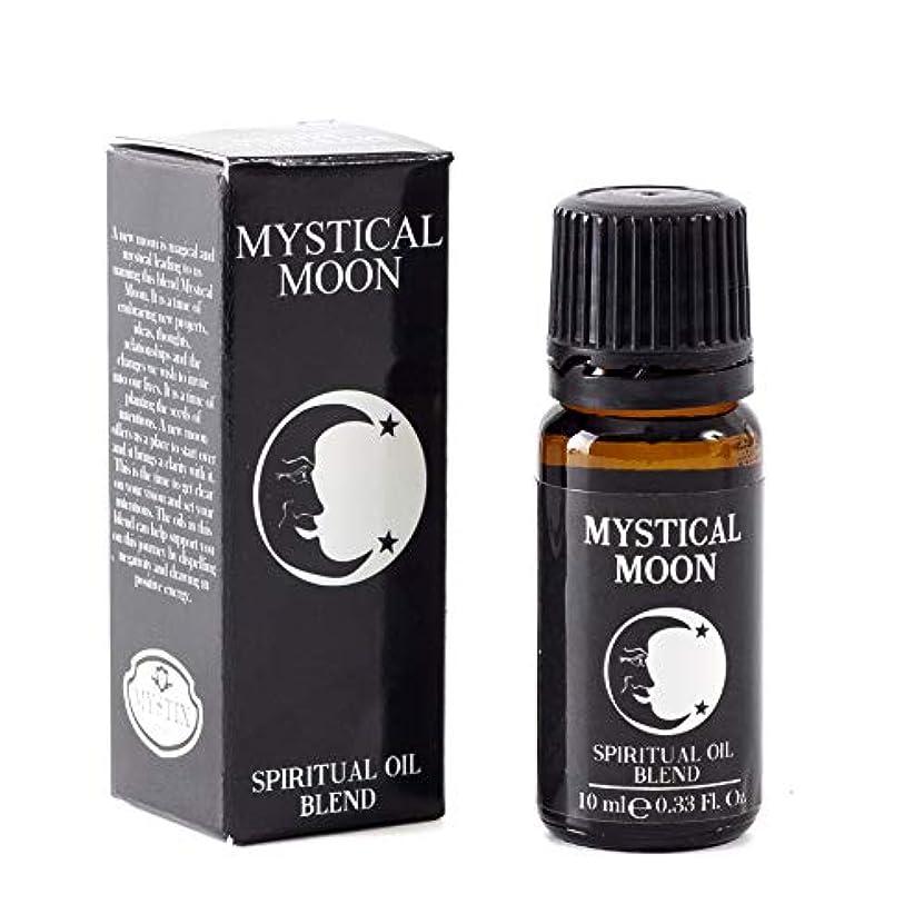 自己尊重コーデリア仲介者Mystix London   Mystical Moon   Spiritual Essential Oil Blend 10ml