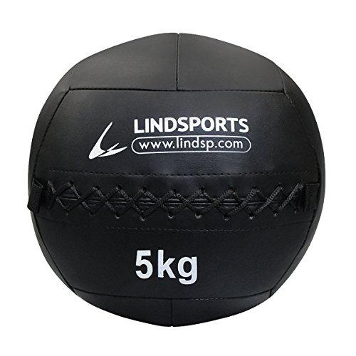 LINDSPORTS ソフトメディシンボール (5キログラム)